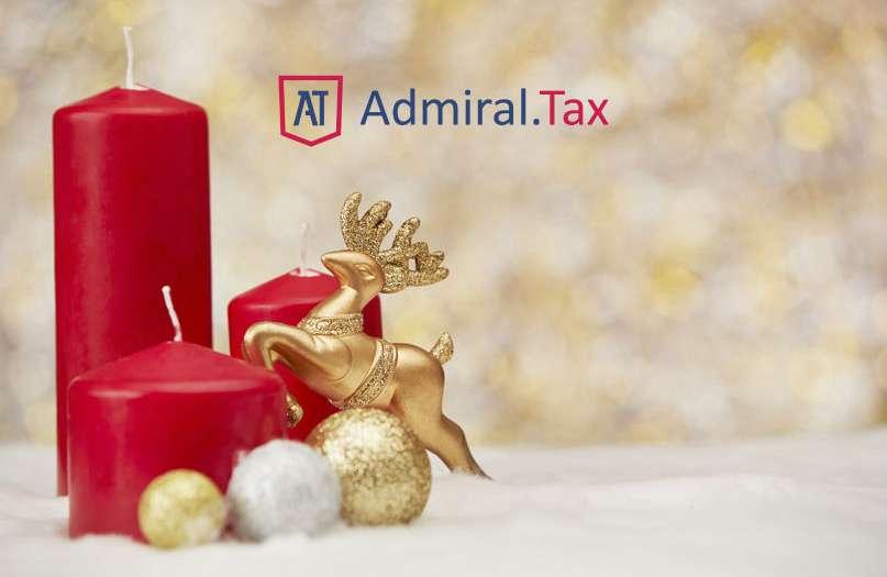 Akcja Świąteczna Admiral Tax